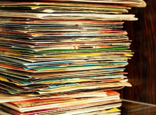 Vinyl Music Single Hang Up Analog Mix Slabs