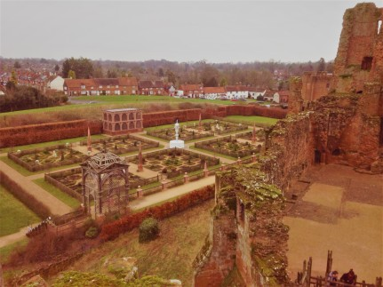 Kenilworth gardens