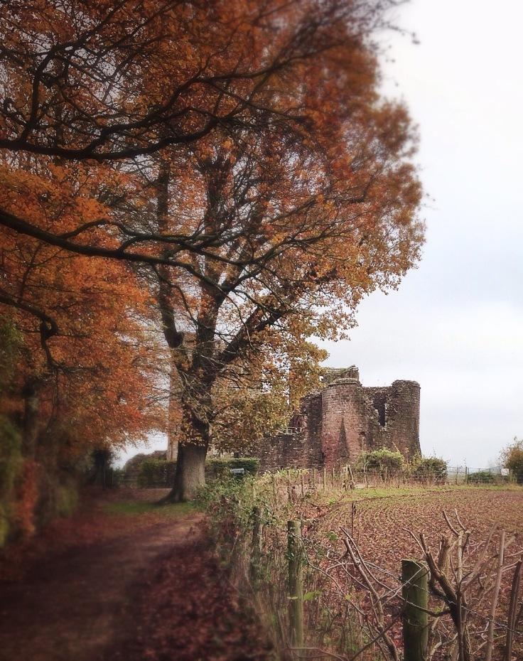 goodrich castle 1