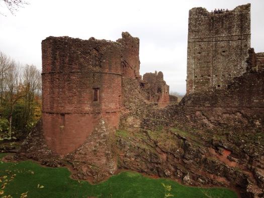 goodrich castle 2