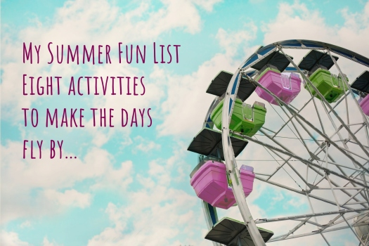 Summer Fun List