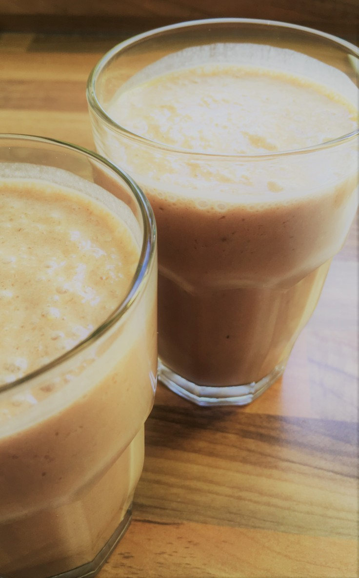 Peanut Butter Smoothie 1